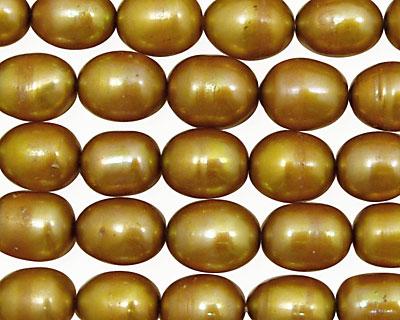 Gold Rice 9-11mm