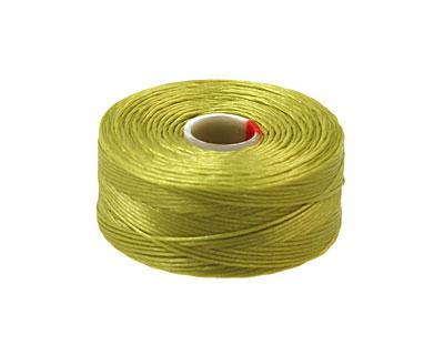 C-Lon Chartreuse Size D Thread
