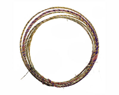 Ancient Pebble WoolyWire 24 gauge, 3 feet