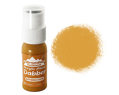 Adirondack Butterscotch Acrylic Paint Dabber 29ml