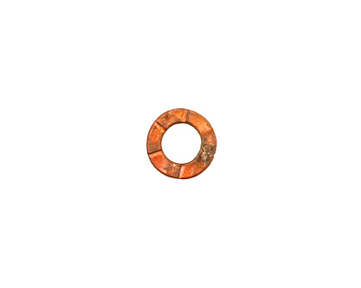 Patricia Healey Copper Tiny Lined Ring 9mm
