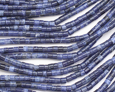 Sodalite Heishi 2-4x4mm