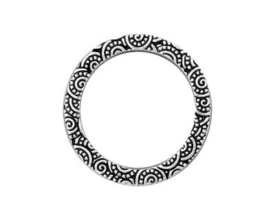 TierraCast Antique Silver (plated) 1