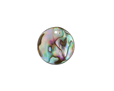Abalone Coin Focal 15mm