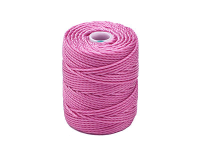 C-Lon Light Orchid Tex 400 (1mm) Bead Cord