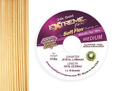 Soft Flex Extreme 24K Gold .019