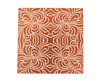 Lillypilly Bronze Morphed Anodized Aluminum Sheet 3