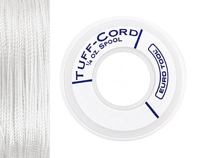 Tuff Cord White #3