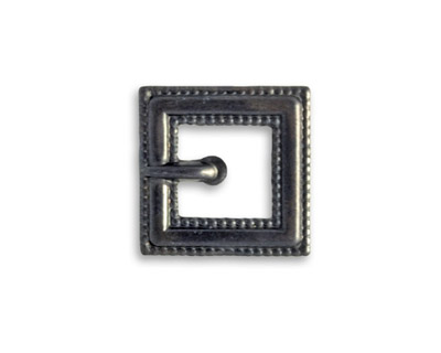 Vintaj Arte Metal Square Buckle Decorivet 18mm