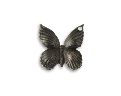 Vintaj Arte Metal Savanna Butterfly Pendant 16mm