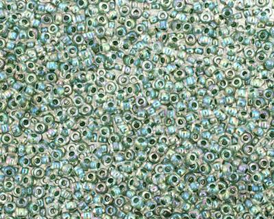 TOHO Rainbow Crystal (with Shamrock Lining) Round 11/0 Seed Bead