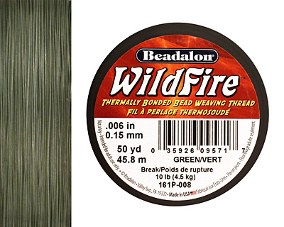 WildFire Green .006