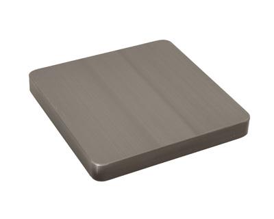 Bench Block Anodized Aluminum 4 inch