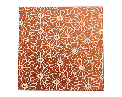 Lillypilly Bronze Daisy Anodized Aluminum Sheet 3