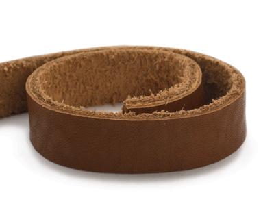 TierraCast Taco Leather Strap 10