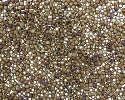 TOHO Matte Iris Brown Treasure #1 Seed Bead