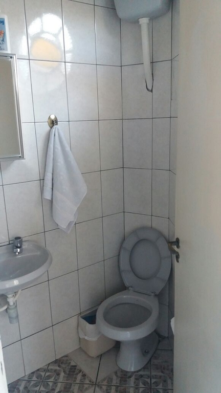 Banheiro Empregada