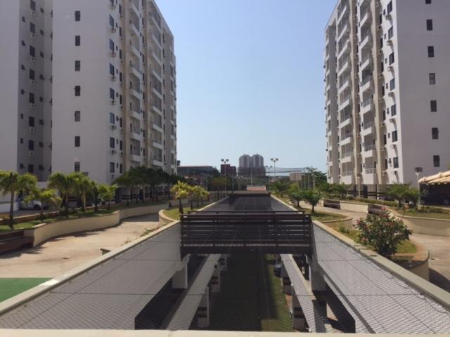 area Interna Condominio