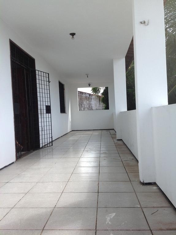 Varanda piso superior