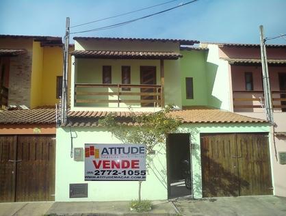 Ver mais detalhes de Casa com 2 Dormitórios  em Novo Horizonte - Macaé/RJ