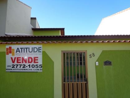 Ver mais detalhes de Casa com 2 Dormitórios  em jardim Vitória - Macaé/RJ