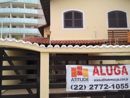 Ver mais detalhes de Casa com 3 Dormitórios  em Cavaleiros - Macaé/RJ