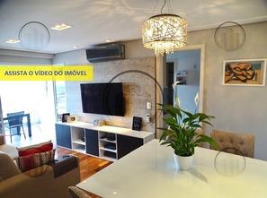 Ver mais detalhes de Apartamento com 3 Dormitórios  em Chácara Santo Antonio - São Paulo/SP