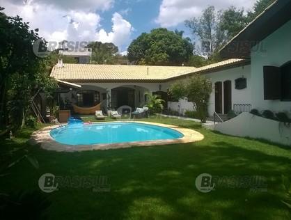 Ver mais detalhes de Casa com 4 Dormitórios  em Interlagos - São Paulo/SP