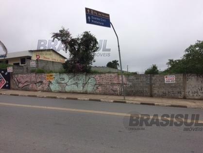Ver mais detalhes de Terreno com 0 Dormitórios  em Centro - Embu-Guaçu/SP