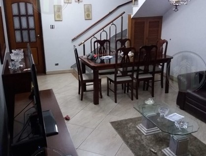 Ver mais detalhes de Casa com 3 Dormitórios  em Chácara Santo Antonio - São Paulo/SP