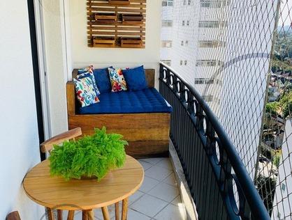 Ver mais detalhes de Apartamento com 2 Dormitórios  em Alto da Boa Vista - São Paulo/SP