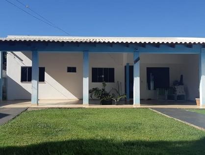 Ver mais detalhes de Casa com 3 Dormitórios   - Chapadão do Sul/MS
