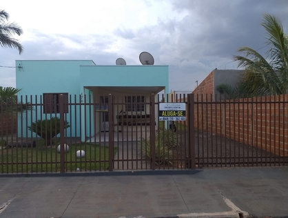 Ver mais detalhes de Casa com 1 Dormitórios   - Chapadão do Sul/MS