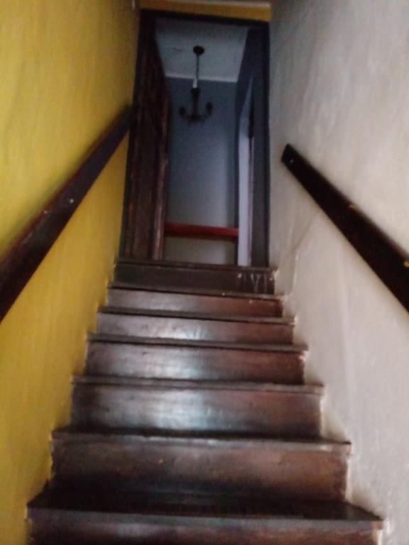 Escada para 1º pavimento