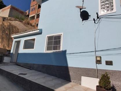 Ver mais detalhes de Casa com 2 Dormitórios  em Campinho - Rio de Janeiro/RJ