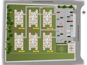 Ver mais detalhes de Apartamento com 2 Dormitórios  em VILA MIRIM - Taboão da Serra/SP