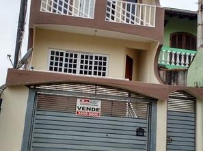Ver mais detalhes de Casa com 4 Dormitórios  em Jardim do Estádio - Santo André/SP
