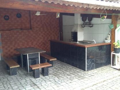 Ver mais detalhes de Casa com 2 Dormitórios  em Balneario Santa Eugenia - Mongaguá/SP