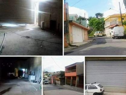 Ver mais detalhes de Comercial com 0 Dormitórios  em Parque Taboão - Taboão da Serra/SP