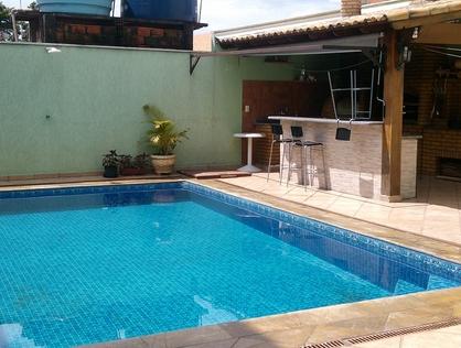 Ver mais detalhes de Casa com 3 Dormitórios  em Parque Assunção - Taboão da Serra/SP