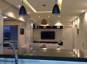 Ver mais detalhes de Apartamento com 2 Dormitórios  em Vila Homero Thon - Santo André/SP