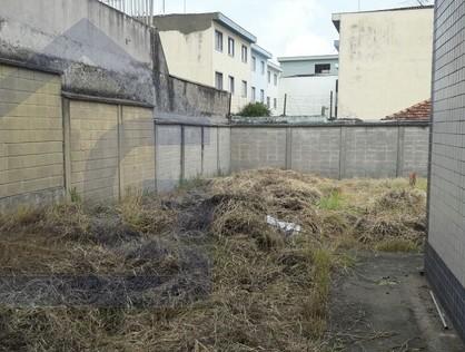 Ver mais detalhes de Terreno com 0 Dormitórios  em VILA EUCLIDES - São Bernardo do Campo/SP