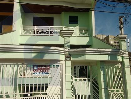 Ver mais detalhes de Casa com 4 Dormitórios  em Assunção - PERMUTA - São Bernardo do Campo/SP
