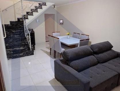 Ver mais detalhes de Casa com 4 Dormitórios  em Vila Scarpelli - Santo André/SP