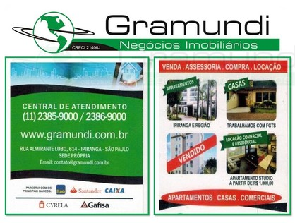 Ver mais detalhes de Apartamento com 2 Dormitórios  em Mirandópolis - São Paulo/SP