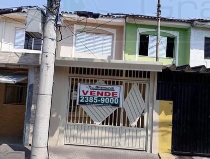 Ver mais detalhes de Casa com 2 Dormitórios  em Parque Bristol - São Paulo/SP