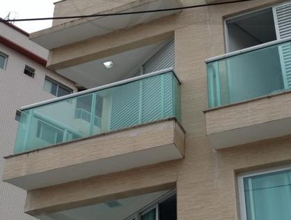 Ver mais detalhes de Casa com 2 Dormitórios  em Campo Grande - Santos/SP