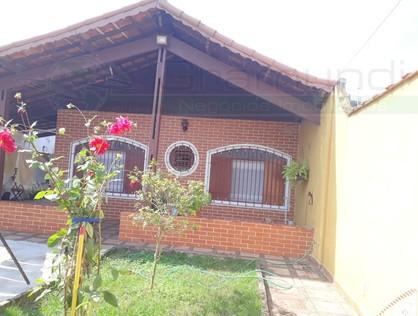 Ver mais detalhes de Casa com 3 Dormitórios  em Balneário Europa - Mongaguá/SP