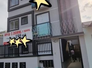 Ver mais detalhes de Apartamento com 1 Dormitórios  em Parque Rodrigues Alves - São Paulo/SP