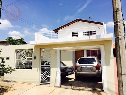 Ver mais detalhes de Casa com 2 Dormitórios  em Residencial Galo de Ouro - Cerquilho/SP